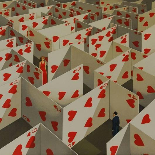 Labirinti © Rafal Olbinski